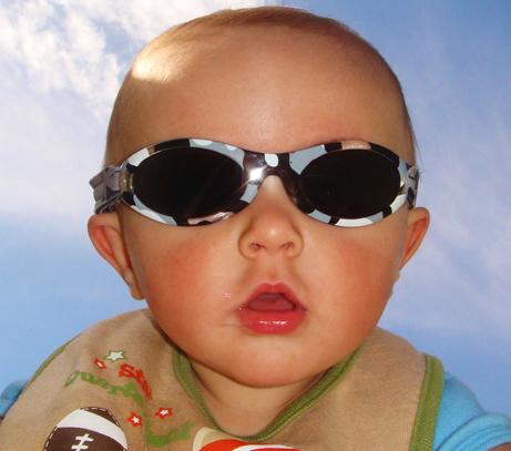Óculos bebês