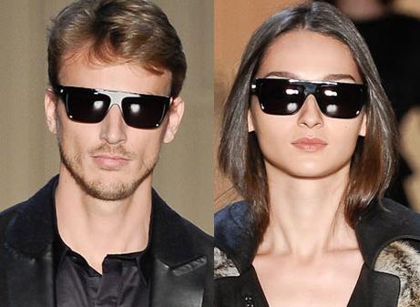 Óculos de sol São Paulo Fashion Week Inverno 2012 - Ellus