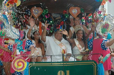 Carnaval Santos Carnabonde