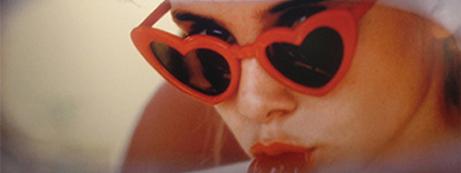 Óculos famosos no cinema - Lolita