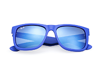 rayban-lente-azul