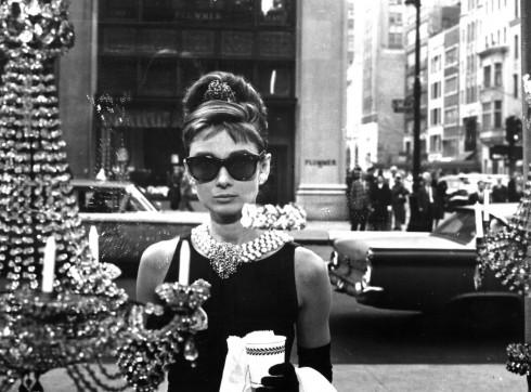 """Audrey Hepburn em """"Bonequinha de Luxo. Foto: Reprodução."""