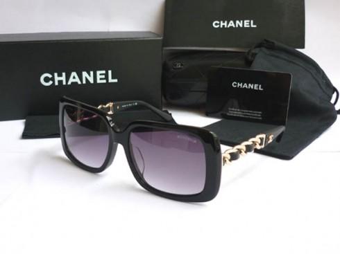 5208Q eyewear Black gold