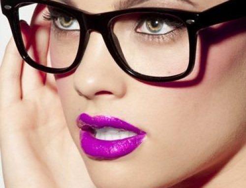 Óculos geek. Um estilo de ser.