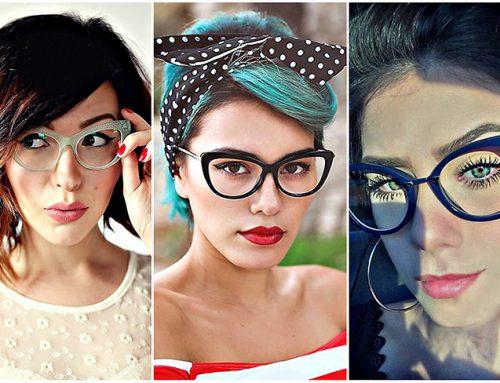 Óculos gatinho: escolha um para amar!