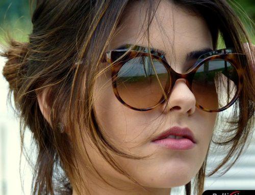 Óculos de sol do premiado estilista Marc Jacobs.