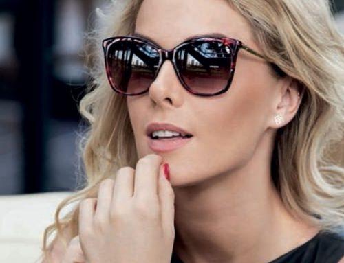 Óculos de sol da Ana Hickmann. Um deles combina com você.