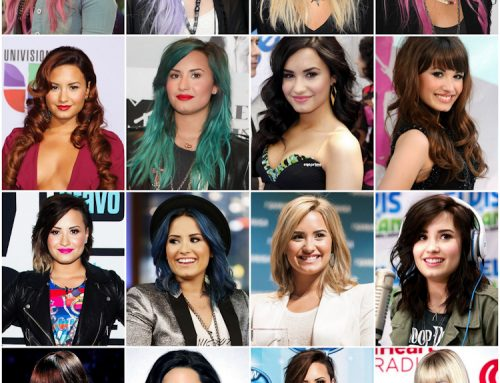 Qual óculos de sol é o preferido da camaleoa Demi Lovato?